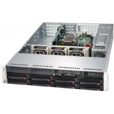 SYS-5029P-WTR Сервер SuperMicro SuperServer 2u nocpu(1)scalable tdp 70-205w
