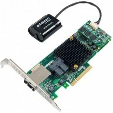2277100-R Adaptec RAID 8885Q SGL Hybrid RAID 1