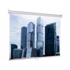 Экран настенный Eco Picture  (180х180), рабочая область (180х180), Matte White