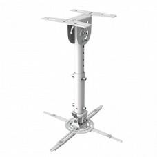 Универсальное потолочное крепление для проектора Wize WPA-W , до 12 кг, белый