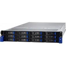 B7102T76V12HR-2T-G Серверная платформа Tyan Chassis 2U TN76 /no CPU(2)