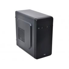 57981 Корпус Mini Tower AeroCool Qs-180 черный 450W  mATX