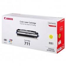 1657B002 Картридж Canon CARTRIDGE 711 YELLOW/LBP5300