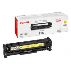2659B002 Картридж Canon CLBP CARTRIDGE 718 Y EUR