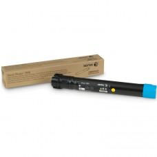 106R01624 Тонер-картридж XEROX Phaser 7800 голубой (6K)