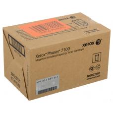 106R02607 Тонер-картридж XEROX пурпурный PH 7100N, 4.5K