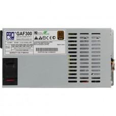 GAF300 Блок питания Procase 1U FlexATX 1FAN (300W)