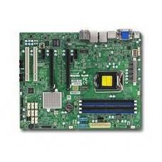 MBD-X11SAE-F-B Серверная материнская плата C236 S1151 ATX BULK SUPERMICRO