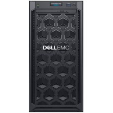 T140-2914 Сервер DELL PowerEdge T140 4LFF Cabled / 1xE-2224 3.4GHz/ 1x8GB UDIMM