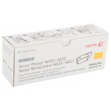 106R02762 Картридж Xerox yellow