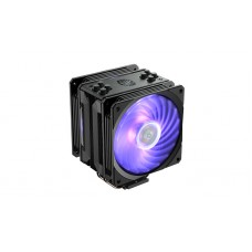 RR-212S-20PC-R1 Cooler Master Hyper 212 RGB Black Edition ( , 650-2000 RPM, 180W, Full Socket Suppor