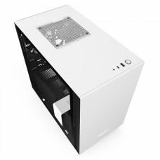 CA-H210i-W1 Корпус H210i Mini ITX White/Black Chassis with Smart Device