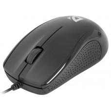 52160 Мышка USB OPTICAL MB-160 BLACK DEFENDER