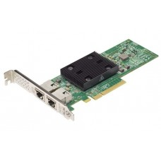 540-BBVM. Сетевая карта DELL NIC Broadcom 57416 Dual Port 10GBase-T