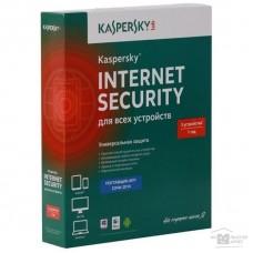 Антивирус Kaspersky Internet Security ( KL1939RBCFS ) Russian Edition 3 ПК 1 год Base Box