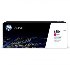 W2003X Картридж HP 658X Magenta LaserJet Toner Cartridge