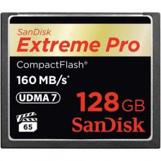 SDCFXPS-128G-X46 Карта памяти SanDisk Extreme Pro CF 160MB/s 128 GB VPG 65