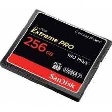 SDCFXPS-256G-X46 Карта памяти SanDisk Extreme Pro CF 160MB/s 256 GB VPG 65