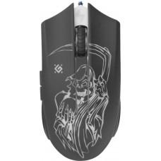 52190 Мышка USB OPTICAL GHOST GM-190L DEFENDER