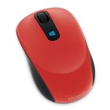 43U-00026 Мышь Microsoft Sculpt Mobile Mouse Red USB