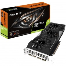 GV-N166TGAMINGOC-6GD Видеокарта Gigabyte PCIE16 GTX1660TI 6GB