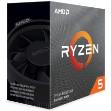 100-100000031BOX Процессор CPU AMD Ryzen 5 3600  Wraith Stealth cooler
