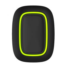 AJAX Button Black (Беспроводная тревожная кнопка, чёрная)