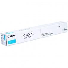 0999C002 Тонер Canon C-EXV52