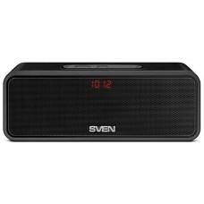 SV-014612 SVEN PS-170BL, черный, акустическая система 2.0, мощность 2x5 Вт (RMS), Bluetooth, FM, mic