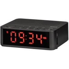 65683 Defender Портативная акустика Enjoy M800 черный, 3Вт, BT/Alarm/FM/USB