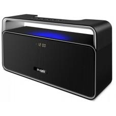 SV-015893 SVEN PS-185, черный, акустическая система 2.0, мощность 2x5 Вт (RMS), Bluetooth, FM, USB,