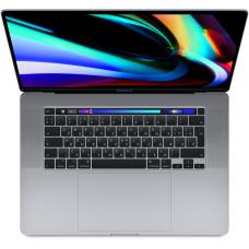Z0XZ001FQ Ноутбук Apple MacBook Pro 16 Z0XZ/60 Space Grey 16