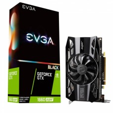 06G-P4-1061-KR Видеокарта EVGA GTX 1660 SUPER BLACK, 6GB
