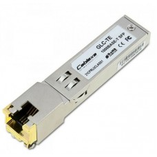 1000BASE-T SFP transceiver module for Category 5 copper wire