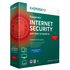 KL1939ROCFR Антивирус Kaspersky Internet Security Russian Edition. 3-Device 1 year Renewal Card