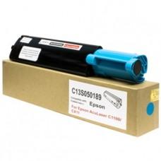 c13s050189 Картридж epson t/c aculaser c1100 cyan