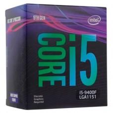 BX80684I59400F Процессор Intel Core i5-9400F BOX