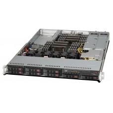CSE-113AC2-R706WB2 Корпус компьютерный Supermicro 1U SC113 WI/O