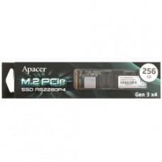 AP256GAS2280P4-1 SSD накопитель Apacer AS2280P4 256Gb M.2 3D TLC, Retail