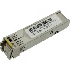 1000Base-BX WDM Bi-Directional SFP Module, LC connector, TX:1550nm/RX:1310nm, single-mode, 10km