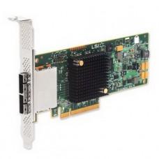 H5-25427-00 (LSI00300) Контроллер LSI SAS 9207-8E SGL
