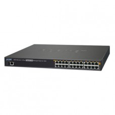 12-Port 802.3at 30w Managed Gigabit High Power over Ethernet Injector Hub (full power - 350W)