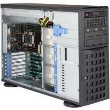 SYS-7049P-TRT Сервер SuperMicro SuperServer 4u nocpu(2)scalable/tdp 70-205w