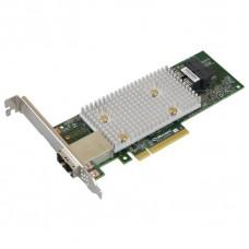 2293700-R Рейд контроллер SAS PCIE HBA 1100-8I8E SN ADAPTEC