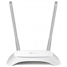 300Mbps Wireless N Router, Broadcom, 2T2R, 2.4GHz, 802.11n/g/b, 4-port Switch