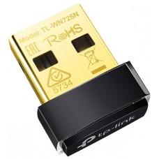 150Mbps Wireless N Nano USB Adapter, Nano Size, Realtek, 2.4GHz, 802.11n/g/b, QSS button, autorun ut