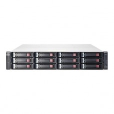 AP840A Корпус HPE  StorageWorks P2000 DC-power LFF Chassis
