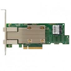 05-50031-02 Контроллер SAS 9400-8i8e SGL PCIe 3.1 x8 LP