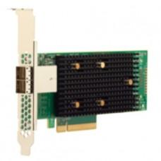 05-50013-01 Контроллер SAS 9400-8e SGL PCIe 3.1 x8 LP