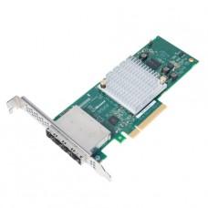 1000-16e SGL (2288200-R) Контроллер Adaptec HBA PCIe 3.0 x8 LP